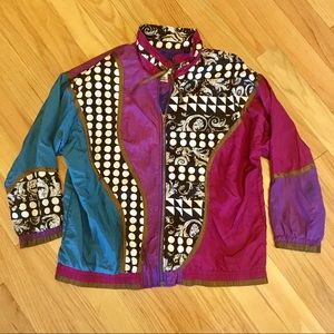 FLY AF 90s Windbreaker - Lavon by Cheerful Corp